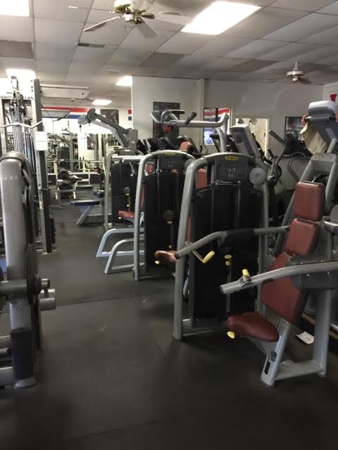 Gym in Dinuba - Iron Grip Gym